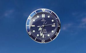 Omega Seamaster Blue by rodfdez