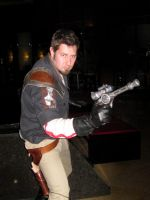 Star Wars Old Republic Scoundrel Costume by mbielaczyc