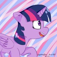 Twilight Sparkle by harmonyponyoc