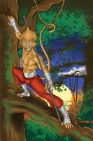 The Monkey King by JOEYDES