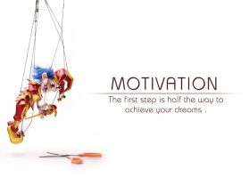 Motivation Poster by devilmaycry2121