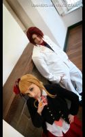 Umineko Cosplay 04 by Bastetsama-Cosplay