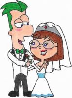 Ferb and Gretchen's Wedding Vows by nintendomaximus