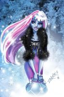 Cold and elegant by Zoratrix