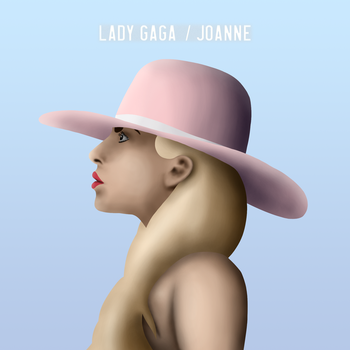 Lady Gaga - Joanne Paint by wolfenthusiast