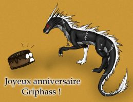 Griphass by Lucie-P