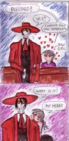 alucard loves his fan girls by mystyrain
