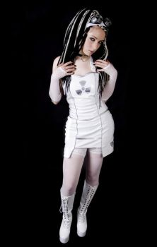 Miss White Out I by SaphirNoir