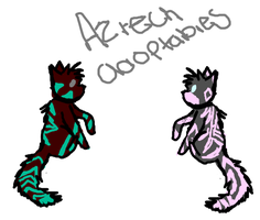 Aztech Adopts! ( OPENN ) by clawtte