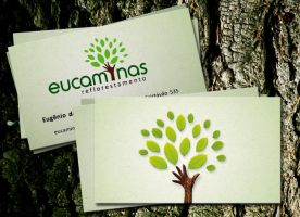 Eucaminas Business Card by tutom