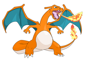 Charizard by ReaperKitty-410