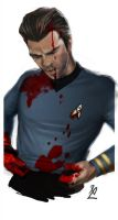 Sylar as Spock request by DeletedSeen