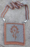 Horde Inlay Bag by chainedoombaby