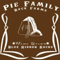 Pie Family Rock Farms by DoctorRedBird
