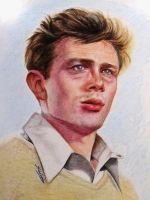 james dean 3 by Selim-mileS