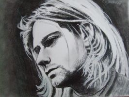 Kurt Cobain by Someone-Else79