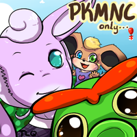 PKMNC: Only... Trio by TheLonelyQueen
