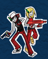 Cave Story by ACM00