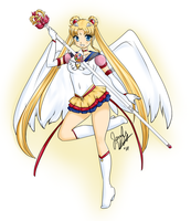 Eternal Sailor Moon --Finished by JenniferKitty20