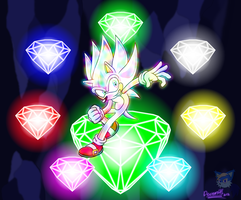 Super Emeralds by SapphireD