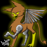 griffin  by Shadowstream45
