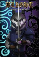 Blight Comic Cover by Purpleground02