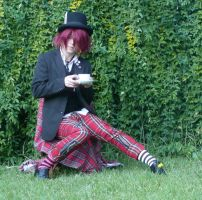 Mad Hatter by SabbathPhotography