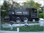 Penuelas Steam Loco by Sings-With-Spirits