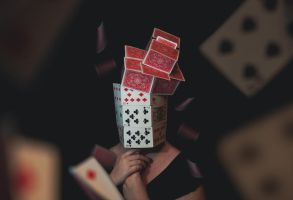 House of Cards by kamakebelieve