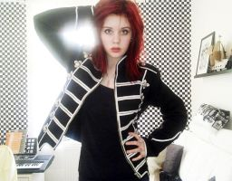 Black Parade jacket by Mirish
