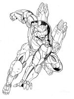 Transmetal Tigatron by Inker-guy