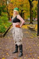 Winry by ChelseaSnow