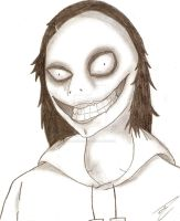 Jeff the killer by FALLENKINGDUKE