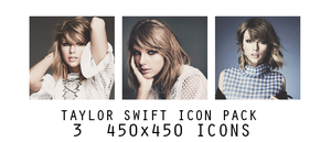 Taylor Swift Icon Pack by CupidWhisperer