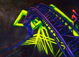 Roller Coaster 1 by JessicaSoulier