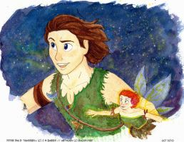 Peter and Tink by Rachel1987