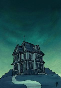 Totaly Normal House by fjara