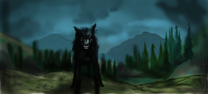 Padfoot by Maheen-S