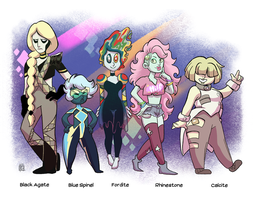 The Derping Gems by kozispoon