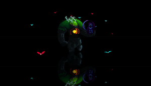 The lost Jaxi (Duelyst) by TwoQuarters