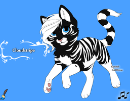 Cloudstripe by Wanderisawesome