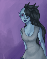 Marceline by Virenn