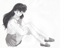 Kagome by MustangFire