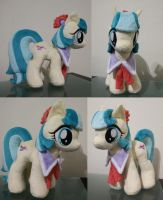Coco Pommel Plushie by SnuggleFactory