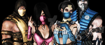 Mortal Kombat: Love Zone by Weskervit789