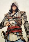 Edward Kenway - Assassin's Creed Black Flag by Daviddiaspr
