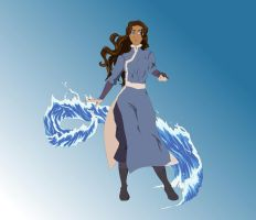 Katara: Winter by tipsycakes