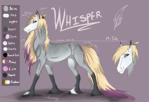 -COMM- Whisper Ref by Fargonon
