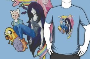 Adventure Time Shirt by NomiShirts