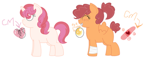 Foal Trade: Scoots is simply a slut. c: by Strawberry-Spritz